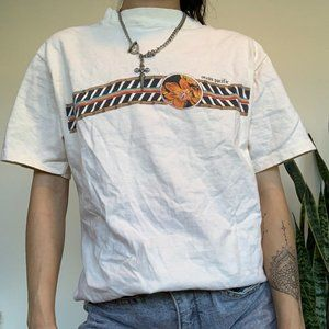 Vintage Ocean Pacific Double Sided T-shirt